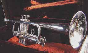 Graham Pike Olds Trumpet
